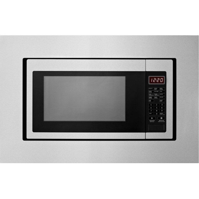 Microwave Trim Kit - Stainless Steel