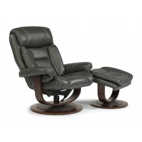 Hunter Chair & Ottoman