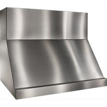 """54"""" Stainless Steel Range Hood with Internal and External Blower Options"""