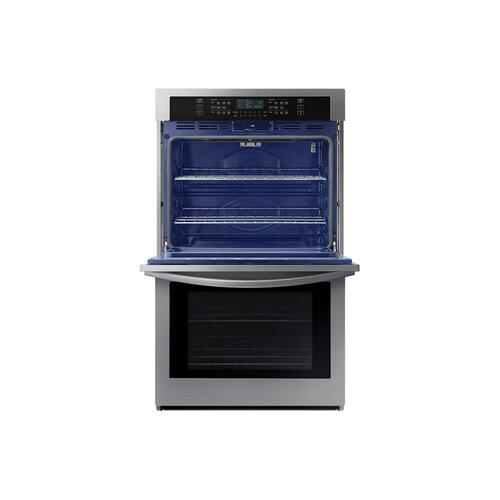 "30"" Smart Double Wall Oven in Stainless Steel"