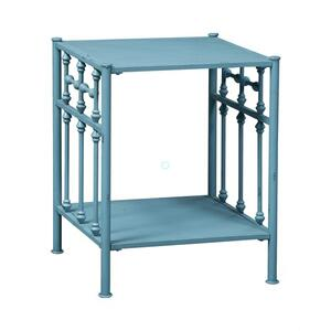 Liberty Furniture Industries - Open Night Stand - Blue