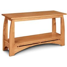 """See Details - Aspen Sofa Table with Inlay, 48""""w x 16""""d x 28 """"h"""