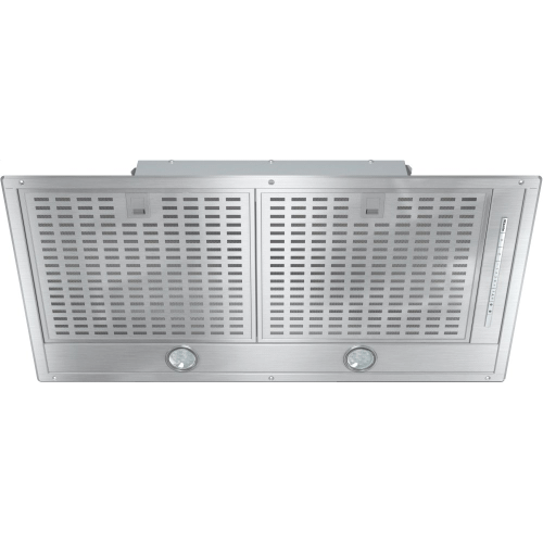 Product Image - DA 2588 - Insert ventilation hood with energy-efficient LED lighting and backlit controls for easy use.