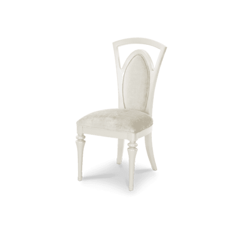 Champagne Side Chair