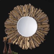 Hemani Round Mirror