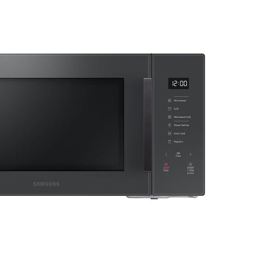 1.1 cu. Ft. Countertop Microwave with Grilling Element in Charcoal