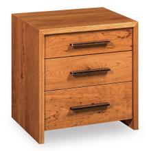 View Product - Wildwood 3-Drawer Nightstand