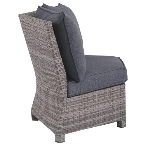 Salem Beach Corner Chair With Cushion