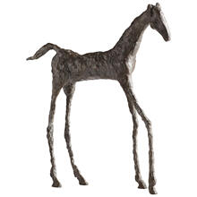 View Product - Filly Sculpture