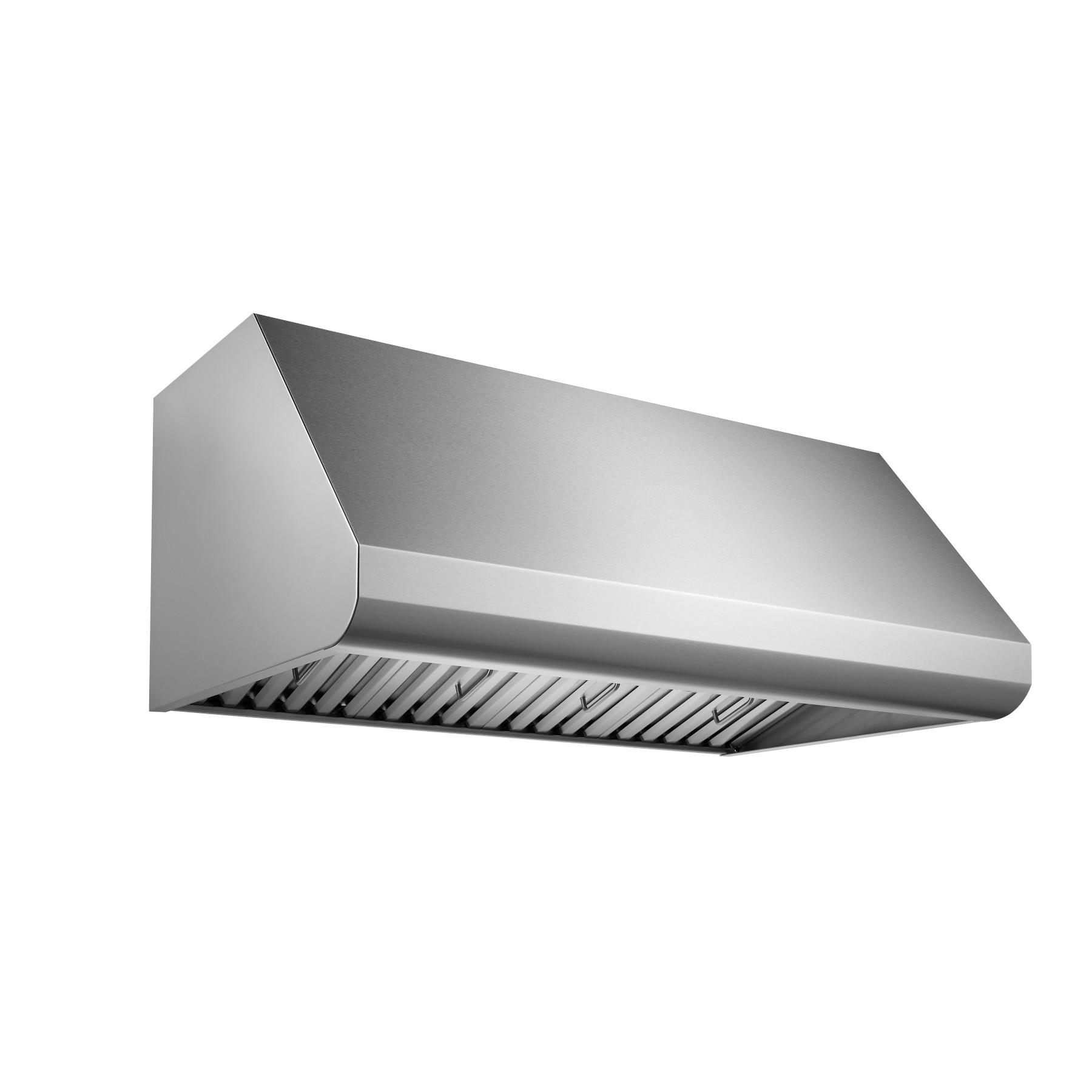 36-inch, Pro-Style Outdoor Range Hood, 1300 Max Blower CFM, Stainless Steel (WPD38I Series)