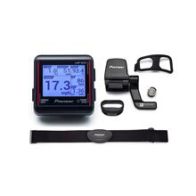 """See Details - GPS Cycle Computer Bundle 1.87"""" Touch-screen LCD Cycle Computer"""
