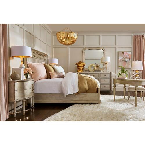 A.R.T. Furniture - Morrissey King Cashin Panel Bed