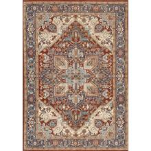 Antiquity - AQY1000 Red Rug