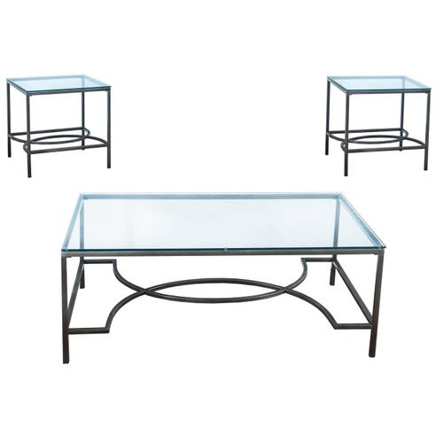 7330 Cocktail and End Table Set