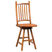 """See Details - 24"""" Country Squire Swivel Stool"""