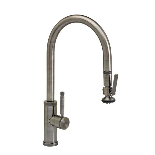 Industrial PLP Pulldown Faucet - 9800 - Waterstone Luxury Kitchen Faucets