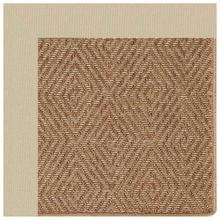 "Islamorada-Diamond Canvas Antique Beige - Rectangle - 24"" x 36"""