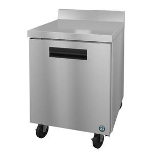 HoshizakiWF27A, Freezer, Single Section Worktop, Stainless Door