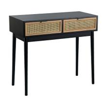 See Details - Console Table,Black