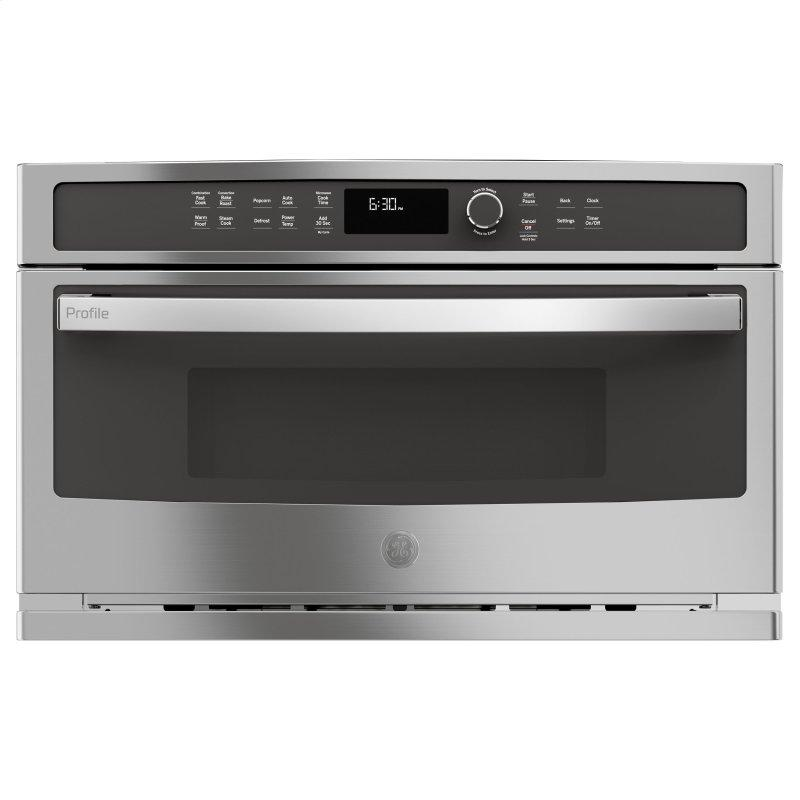 Built-In Microwave/Convection Oven