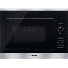 M 6040 SC - Built-in microwave oven with automatic programs for perfect results.