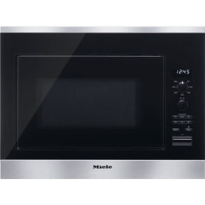 MieleM 6040 SC - Built-in microwave oven with automatic programs for perfect results.