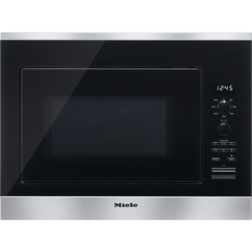 Miele - M 6040 SC - Built-in microwave oven with automatic programs for perfect results.