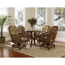 See Details - Amarillo Round Dining Table