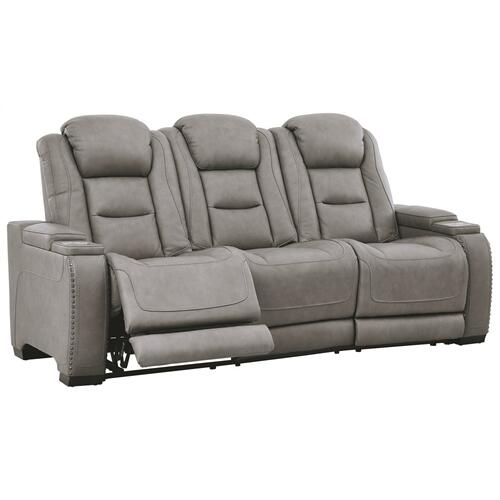 The Man-den Power Reclining Sofa