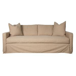 Slipcover Sofa, Standard Depth