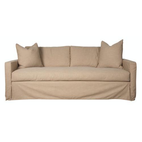 Product Image - Track Arm, Plush Depth, Bench Seat, Slipcover Sofa.