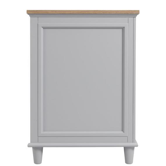Riverside - Osborne - Lateral File Cabinet - Timeless Oak/gray Skies Finish