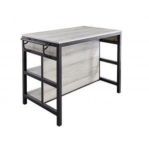Carson 3 Piece Counter Set (Counter Island & 2 Counter Stools)