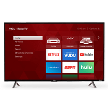 "TCL 43"" Class 3-Series FHD LED Roku Smart TV - 43S305"
