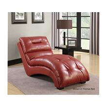 See Details - Chaise Lounge (Red/Black/Brown/Argos Mocha)