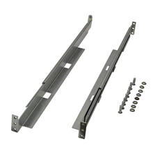 4-Post 1U Universal Adjustable Rack-Mount Shelf Kit