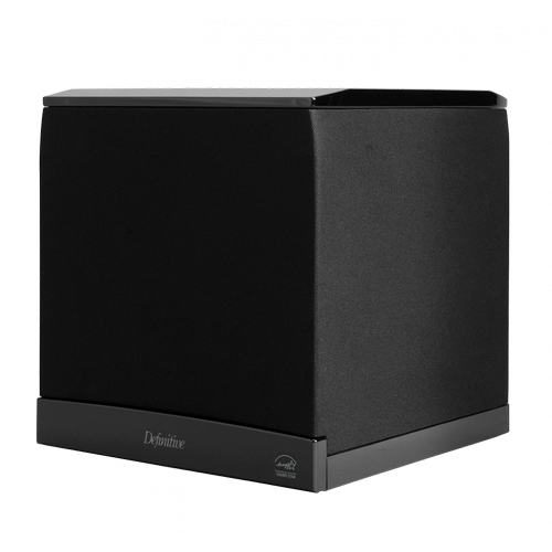 """High Performance 1500W Powered Subwoofer With 9"""" Woofer and Dual 10"""" Bass Radiators"""
