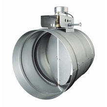 View Product - 8-Inch Automatic Make-Up Air Damper