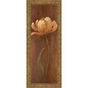 """Golden Tulip Il"" By Nan Framed Print Wall Art"