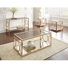 Olympia 3-Piece Set (Cocktail & 2 End Tables)