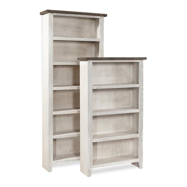 "84"" Bookcase w/ 5 fixed shelves"
