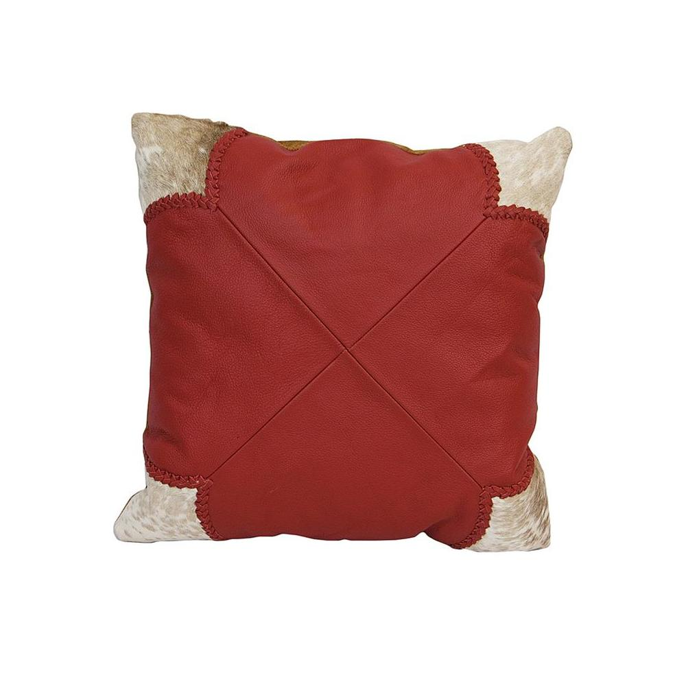 Leather Pillow DISCONTINUED