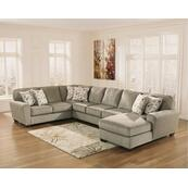 Patola Park 5-piece Sectional With Chaise