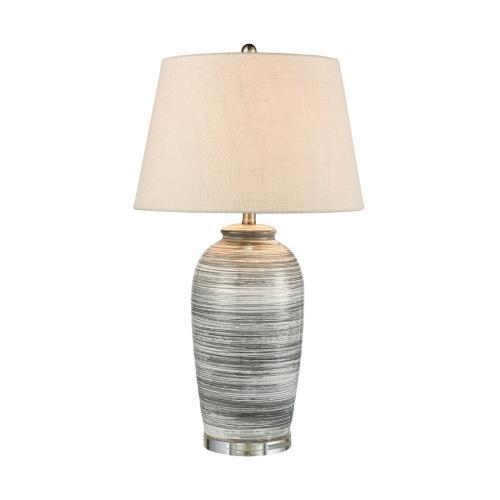Stein World - Monterey Table Lamp In Grey
