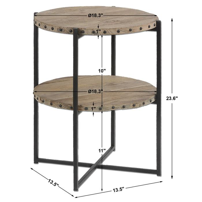 Uttermost - Kamau Accent Table