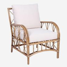 Product Image - Vara Occasional Chair, Honey Brown