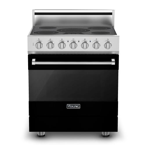 "30"" Self-Cleaning Electric Range - RVER3301 Viking 3 Series"