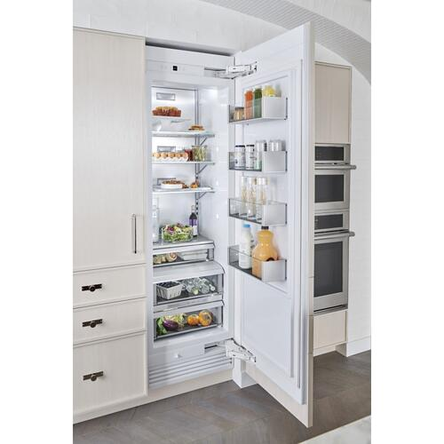 "Gallery - Monogram 24"" Integrated Column Refrigerator"