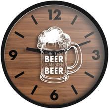 16-Inch Beer Wall Clock
