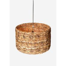 See Details - (LS) Bella Drum Hanging lamp (21x21x14)